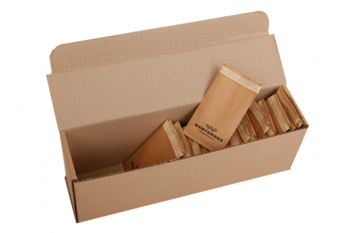 Carton Box (also suitable for Geochem Bags)